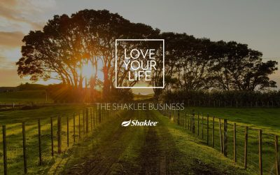Business Overview from a Shaklee Global Leader
