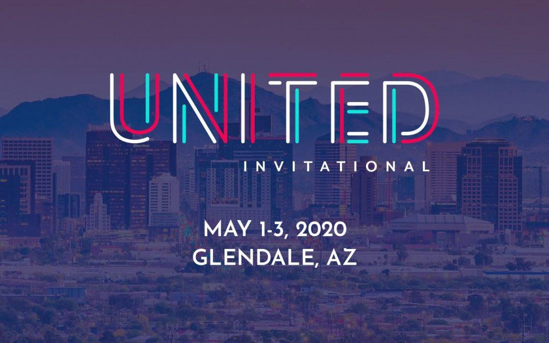 Richard Brooke hosts United Invitational-Glendale, Arizona May 1-3